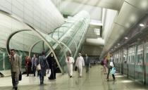 GreenLine Underground - Metro Station